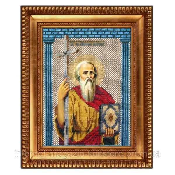 Набор для вышивки бисером Святой Андрей Первозванный