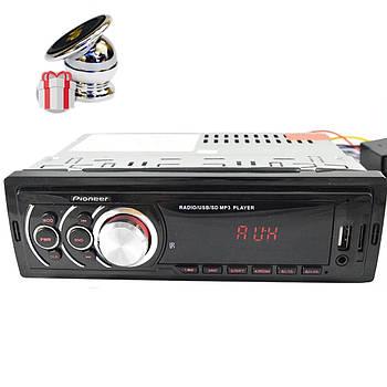 Автомагнитола Pioneer А625 ( Магнитола автомобильная Пионер А625) 24 радиостанций + ПОДАРОК