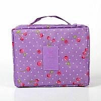 Дорожная сумка-органайзер для косметики Toiletry Pouch, фото 1