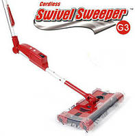 Беспроводной электровеник Swivel Sweeper G3, электрощетка