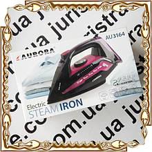 Утюг Aurora 2600 Вт. пар, самоочистка № 3164