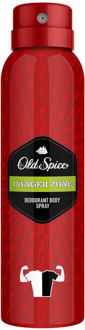 Дезодорант Old Spice spray Danger Zone 150 мл
