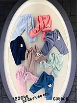Штанишки для малышей 2-9 месяцев