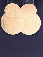 Серьги  'XUPING' (позолота 18к), фото 1