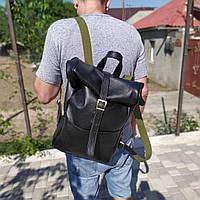 Рюкзак Roll Чёрный Флотар