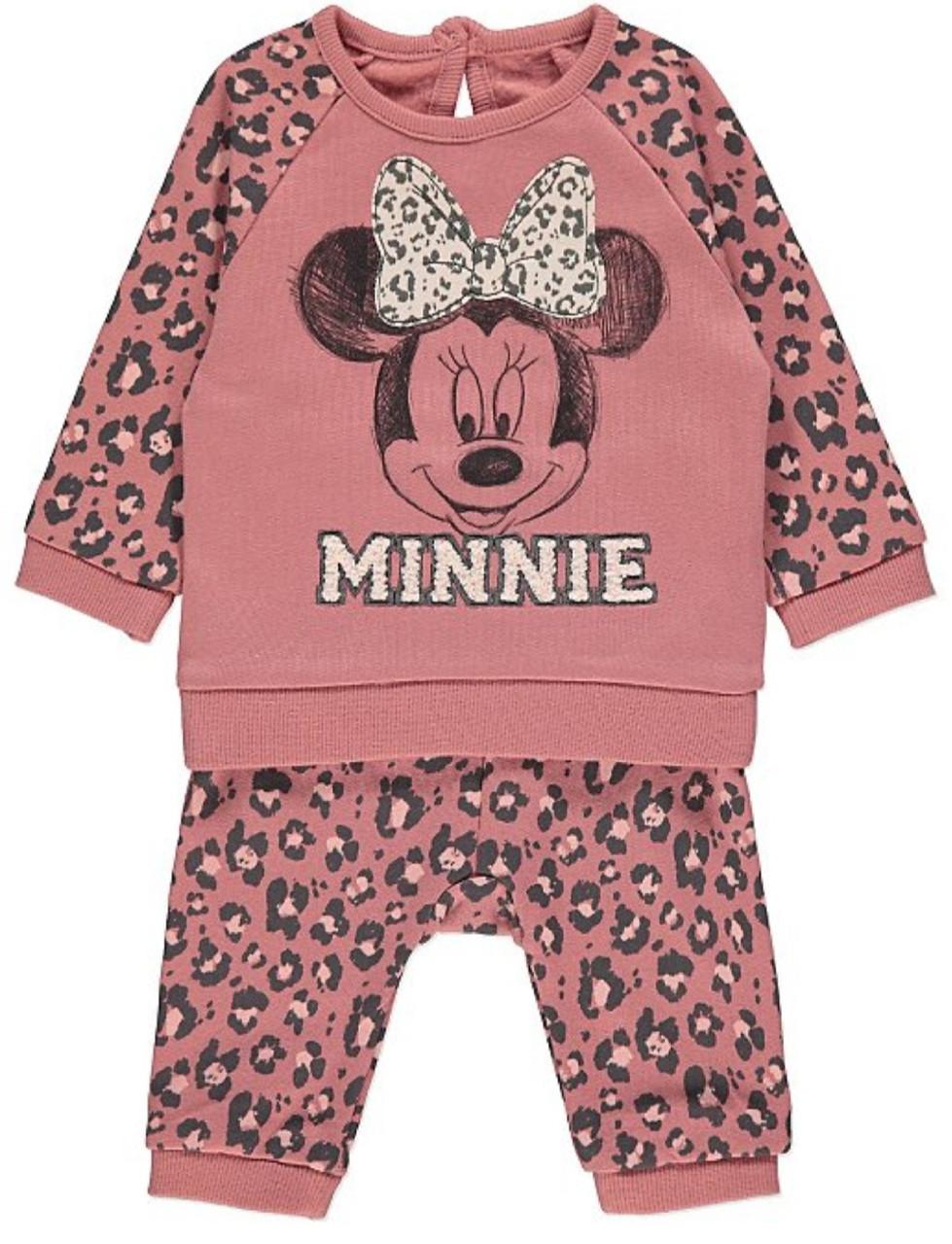 Детский костюм Minnie George (Англия) р.6-9мес