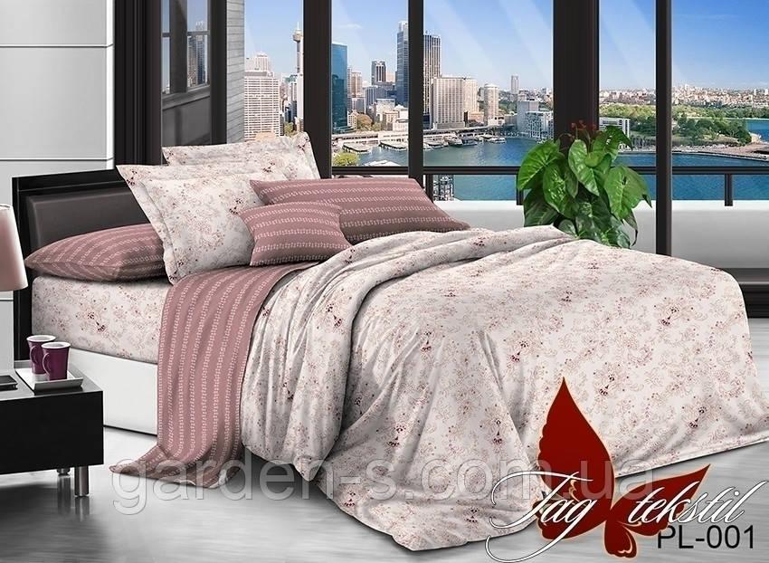 Комплект постельного белья с компаньоном TM TAG PL001