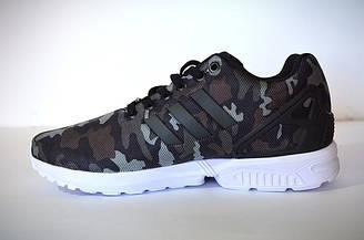 Кроссовки Adidas ZX Flux Camo