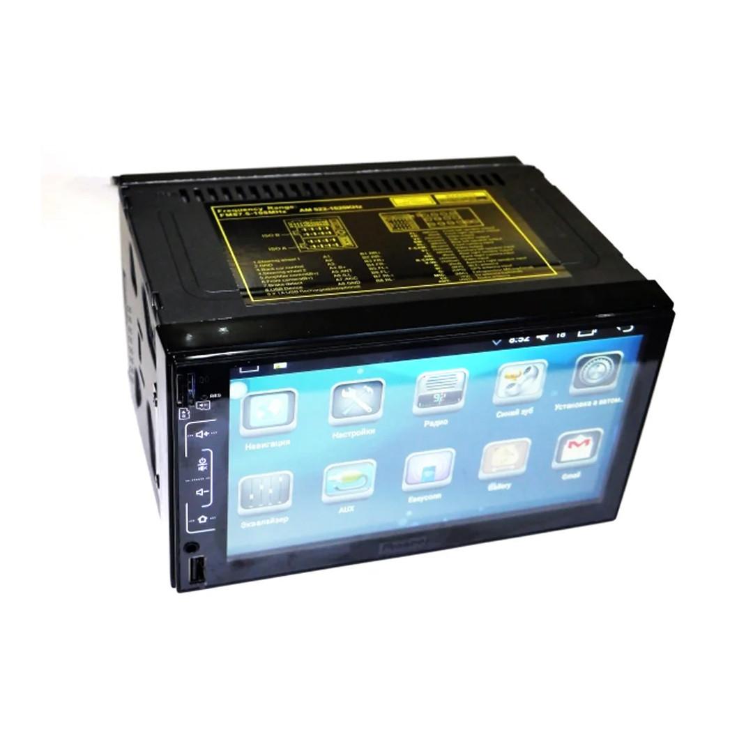 Автомагнитола 2Din Pioneer FY6511 Android (большая магнитола Пионер 2 Дин) + ПОДАРОК!