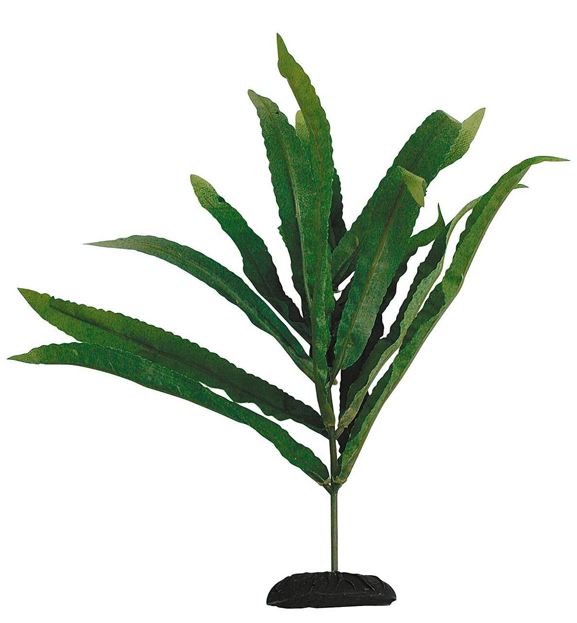 Искусственное растение  CRYPTOCORYNE , 17см