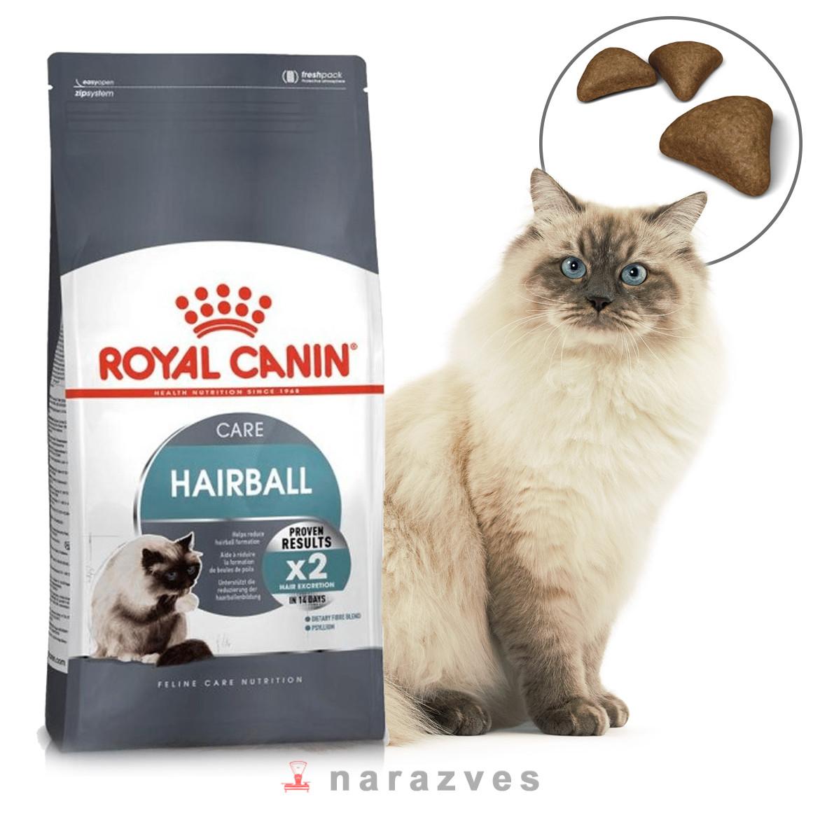 Сухой корм Royal Canin Hairball на развес