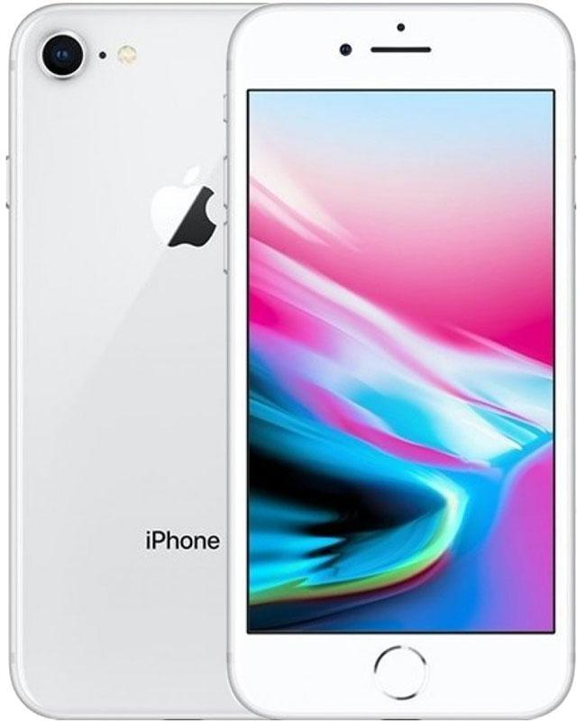 Apple iPhone 8 256GB Silver (MQ7G2) Refurbished