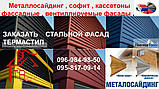 Фасадные Панели Сити | RAL 8017- коричневый | PEMA / 0,5 mm | Польша |, фото 5