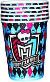 Стаканы праздничные Monster High 6 шт 170216-081