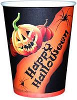 Стакани святкові Happy Halloween 6 шт 170216-076