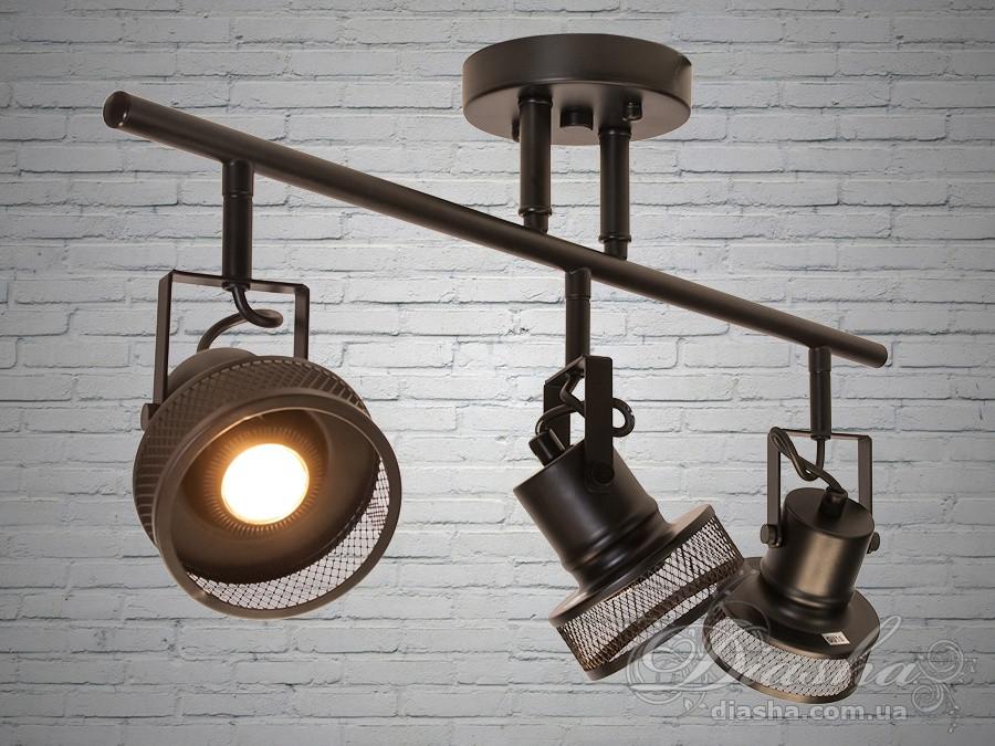 Светильник-подвес в стиле Loft&F6546/3