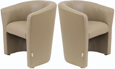Кресло Бум бежевое - картинка