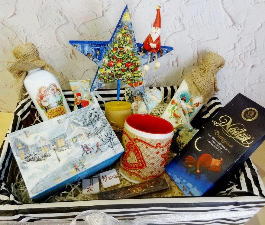 """Большой подарок для всей семьи """"С Рождеством!"""""""
