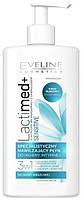 Гель для интимной гигиены 3 в 1 Eveline Cosmetics Lactimed+ Sensitive Intimate Gel
