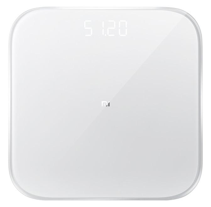 Розумна вага Xiaomi Smart Scales 2 Біле скло (XMTZC04HM)