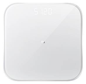 Розумна вага Xiaomi Smart Scales 2 Біле скло (XMTZC04HM), фото 2
