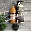 Краска для гладкой кожи светло коричневая Сова Lux 100 мл