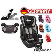 Автокресло детское Германия Kiduku 9-36кг 0+/1/2/3 група Германия ECE R44/04