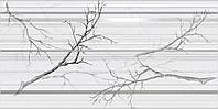 Панель ПВХ Регул Ветка серая 0,4х480х957мм