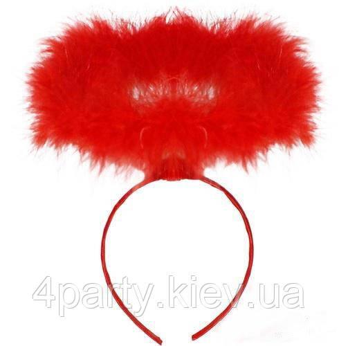 Нимб ангела красный 10-468 RD