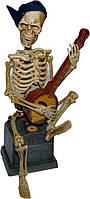 Скелет играющий на банджо 090316-010