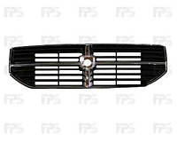 Решетка Dodge Caliber -11 хромированная черная (FPS)