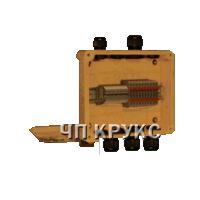 Коробка КСП IP54