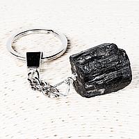 Брелок с шерлом черным турмалином, 105БШ