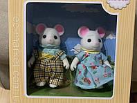Животные флоксовые Happy Family Мышки, фото 1