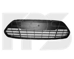 Решетка бампера Ford Mondeo 07- черная (FPS)