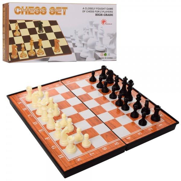 Шахматы 2007  в кор-ке, 25-12,5-4 см
