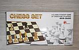 Шахматы 2007  в кор-ке, 25-12,5-4 см, фото 3