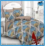 Полуторное постельное белье Сатин люкс