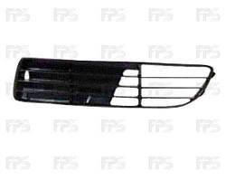 Решетка бампера левая Audi A4 (B5) (FPS)