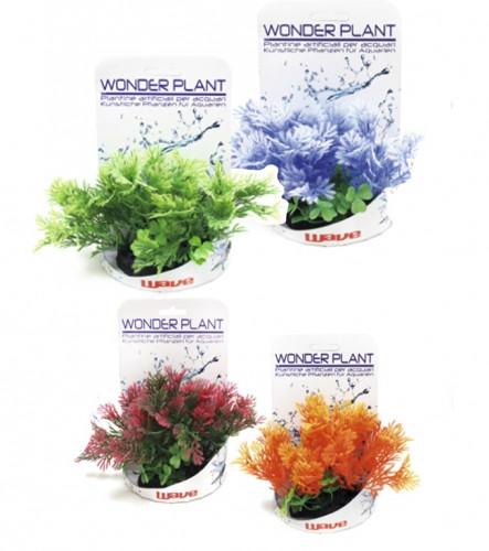 Искусственное растение WONDER  F в ассортименте  , 13 см