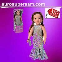 Кукла НИКА 48 см Интерактивные Куклы поет песни,рассказывает стихи ( укр.) куклы для девочек