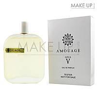 Tester женская парфюмированная вода Amouage The Library Collection Opus V 100 мл. | Лиц. ОАЭ Тестер