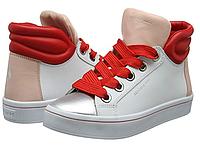 Кеды женские кожаные высокие Skechers. Oригинал из США. Размер 39
