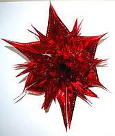 Звезда подвесная (Красная) 040316-029
