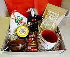 Необычный подарок - набор «Подарочный» с чаем, вареньем и ведьмой, фото 2