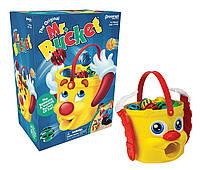 """Інтерактивна гра для всієї сімї  Mr. Bucket Game by Pressman """"Містер Бакет"""" (6300-04) (B01MV25QPP)"""