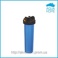 Фильтр Big Blue для холодной воды 20 дюймов Raifil PU897-BK1-PR латунный порт