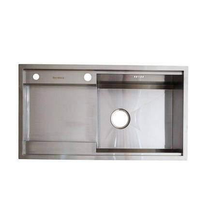 Кухонная мойка Handmade 8245 L/R HD-D013, фото 2