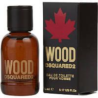DSQUARED2 Wood for Him - Туалетная вода 5ml (Оригинал)