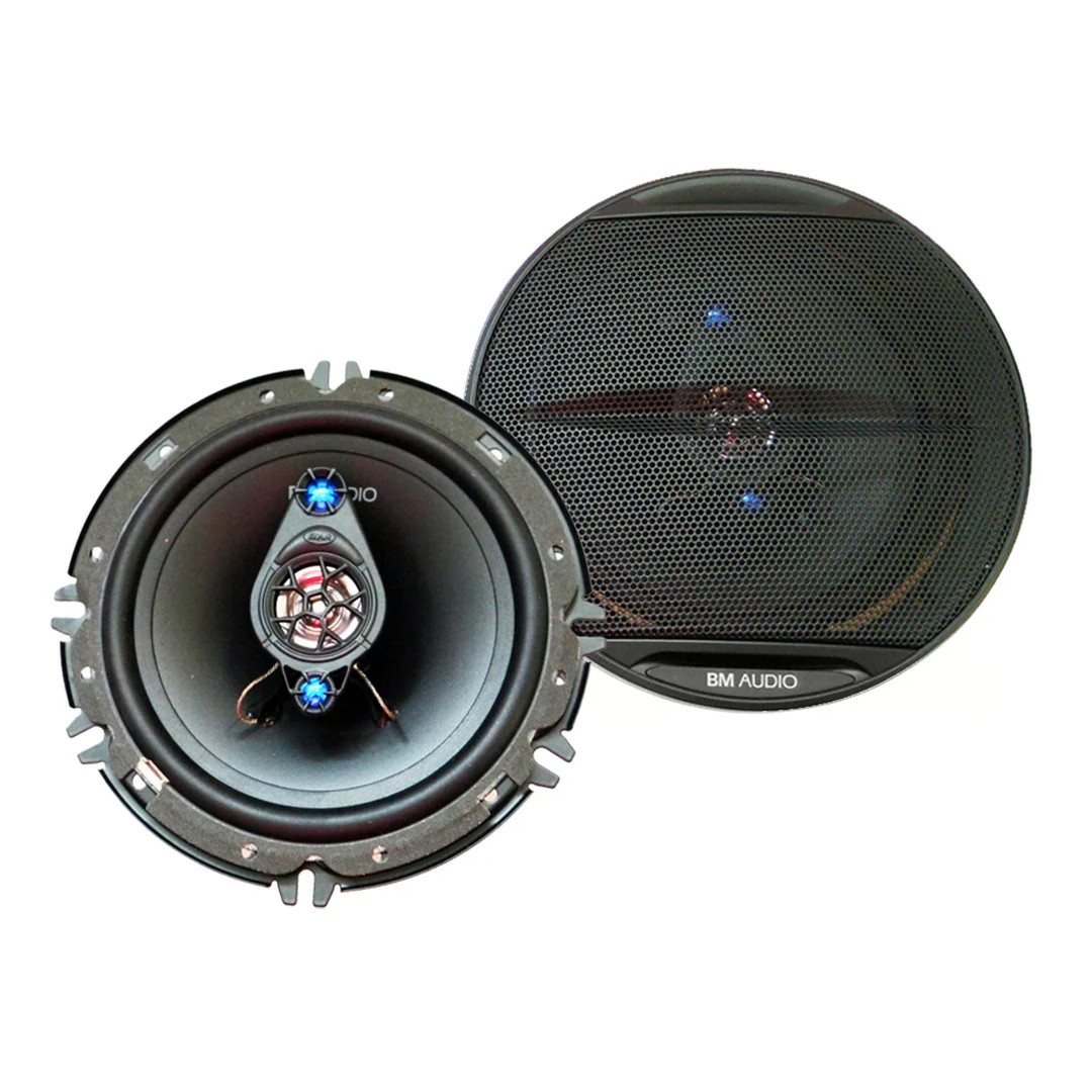 Авто-акустика 4-х полосные 16 см 330 Вт BOSCHMANN BM AUDIO WJ1-S66V4